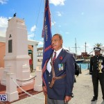 Bermuda Remembrance Day Ceremony, November 13 2016-11
