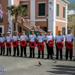 Bermuda Remembrance Day Ceremony, November 13 2016-12