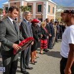 Bermuda Remembrance Day Ceremony, November 13 2016-15