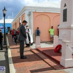 Bermuda Remembrance Day Ceremony, November 13 2016-18