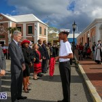 Bermuda Remembrance Day Ceremony, November 13 2016-19