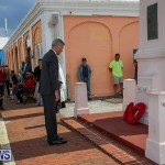 Bermuda Remembrance Day Ceremony, November 13 2016-22