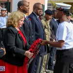 Bermuda Remembrance Day Ceremony, November 13 2016-31