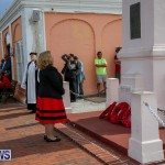Bermuda Remembrance Day Ceremony, November 13 2016-33