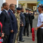 Bermuda Remembrance Day Ceremony, November 13 2016-34