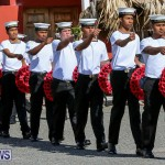 Bermuda Remembrance Day Ceremony, November 13 2016-4