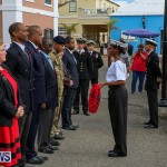 Bermuda Remembrance Day Ceremony, November 13 2016-42