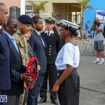 Bermuda Remembrance Day Ceremony, November 13 2016-43