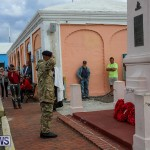 Bermuda Remembrance Day Ceremony, November 13 2016-46