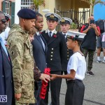 Bermuda Remembrance Day Ceremony, November 13 2016-49