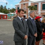 Bermuda Remembrance Day Ceremony, November 13 2016-56