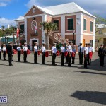 Bermuda Remembrance Day Ceremony, November 13 2016-6