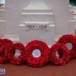 Bermuda Remembrance Day Ceremony, November 13 2016-60