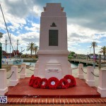 Bermuda Remembrance Day Ceremony, November 13 2016-61