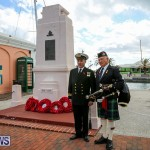 Bermuda Remembrance Day Ceremony, November 13 2016-64