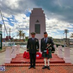 Bermuda Remembrance Day Ceremony, November 13 2016-65