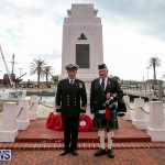 Bermuda Remembrance Day Ceremony, November 13 2016-66