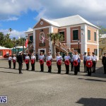 Bermuda Remembrance Day Ceremony, November 13 2016-7
