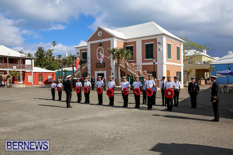 Bermuda-Remembrance-Day-Ceremony-November-13-2016-7