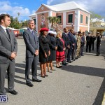 Bermuda Remembrance Day Ceremony, November 13 2016-9