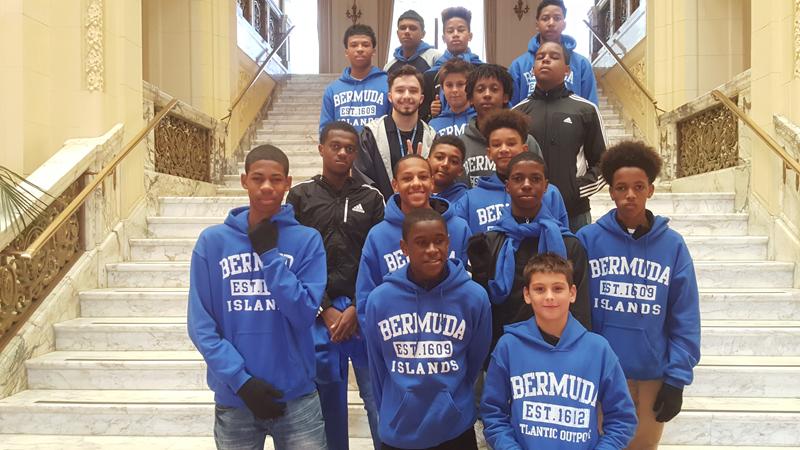 Bermuda's Brazilian Football Toured New Jersey November 2016 (5)