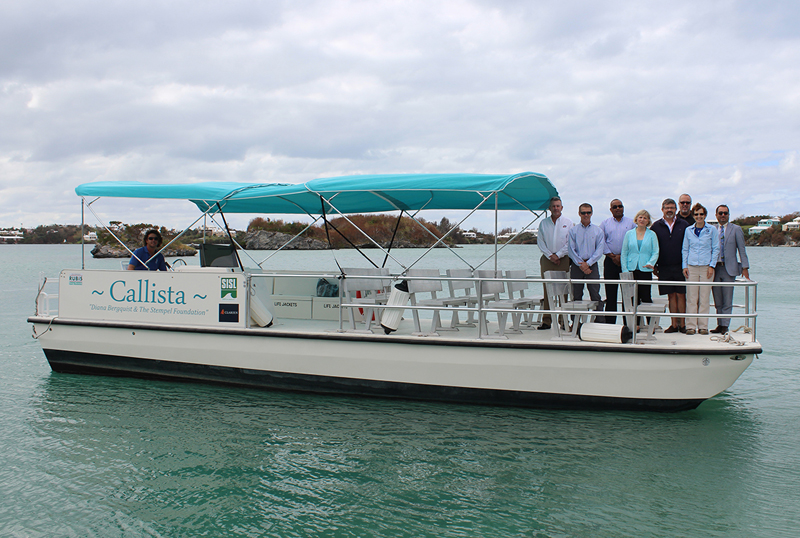 Callista Bermuda November 3 2016 (2)