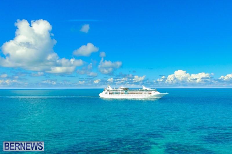 Bermuda Cruise Ship Schedule Released Bernews Bernews - Cruise ship bermuda