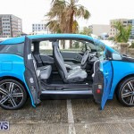 Eco Auto Show BMW i3 Bermuda Motors, November 19 2016-20