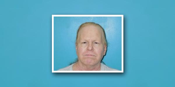John Chalkie White sex offender TC