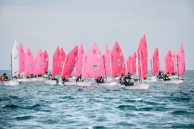 Optimist National Championship Regatta Bermuda Nov 17 2016
