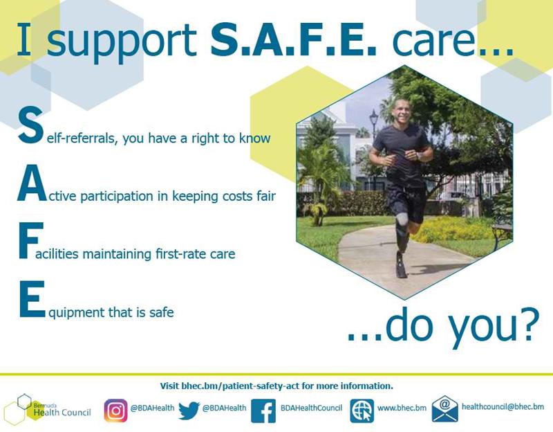 SAFE Care Bermuda November 2016