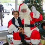 Santa Arrives In Bermuda, November 25 2016-14