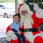 Santa Arrives In Bermuda, November 25 2016-17