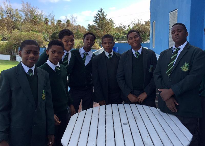 Southampton Rangers seniors tea Bermuda Nov 2016 (1)