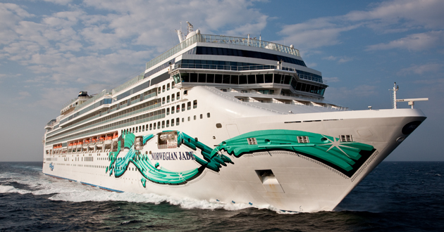 Norwegian Jade Ship Cancels Visit To Bermuda Bernews