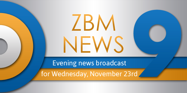 zbm 9 news Bermuda November 23 2016