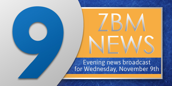 zbm 9 news Bermuda November 9 2016