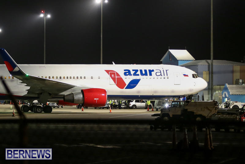 Azur Air KTK7778 Bermuda, December 18 2016-2