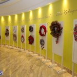 Bermuda Christmas wreaths in mall 2016 (42)