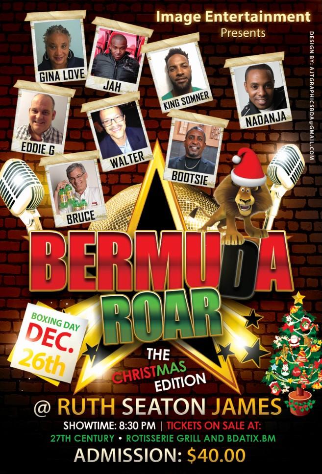 Bermuda Roar December 2016