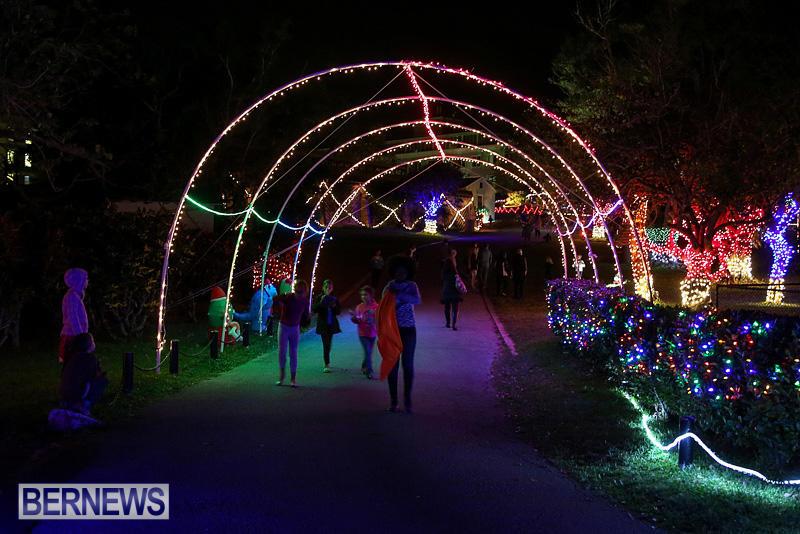 botanical gardens christmas lights display bermuda december 23 2016 30