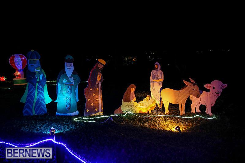 Photos: Christmas Lights At Botanical Gardens - Bernews : Bernews