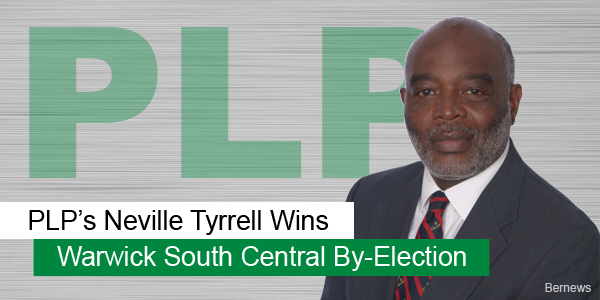 C26 byelection Neville Tyrrell Wins TC 2b