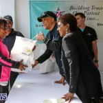 Dr Ewart Brown Turkey Giveaway Bermuda HealthCare Services, December 17 2016-1