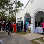 Dr Ewart Brown Turkey Giveaway Bermuda HealthCare Services, December 17 2016-10
