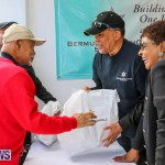 Dr Ewart Brown Turkey Giveaway Bermuda HealthCare Services, December 17 2016-12