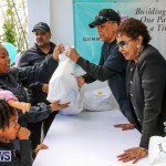 Dr Ewart Brown Turkey Giveaway Bermuda HealthCare Services, December 17 2016-13