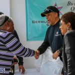 Dr Ewart Brown Turkey Giveaway Bermuda HealthCare Services, December 17 2016-2