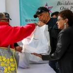 Dr Ewart Brown Turkey Giveaway Bermuda HealthCare Services, December 17 2016-3