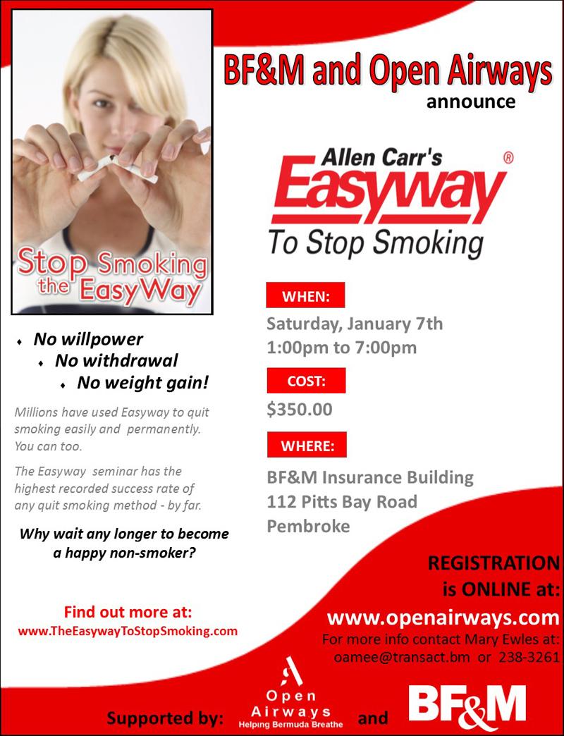 Easyway Bermuda December 2016